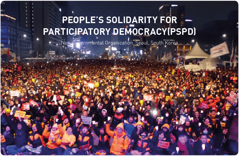 PEOPLE'S SOLIDARITY FOR PARTICIPATORY DEMOCRACY